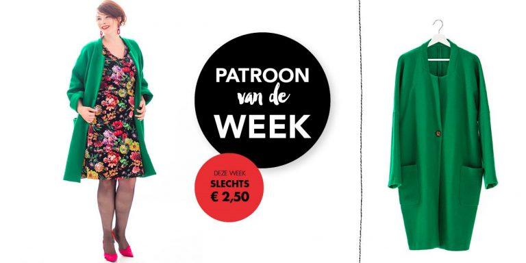 Patroon van de week | Jas