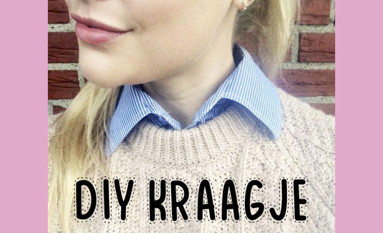 DIY | Kraagje / fopper