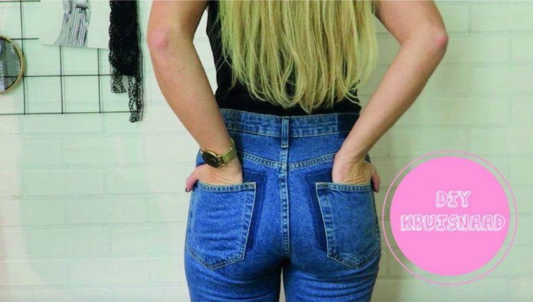 DIY | Broek passend maken – Mode met Michelle