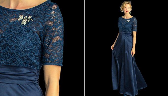 gala jurk maken