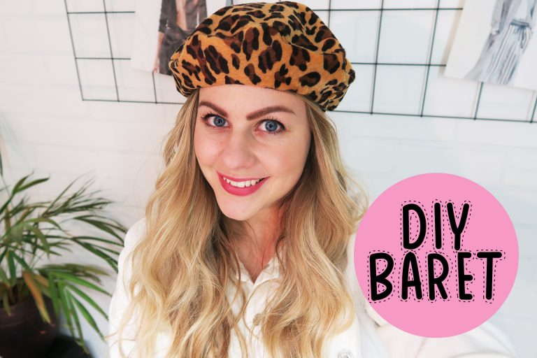 DIY | Baret – Mode met Michelle