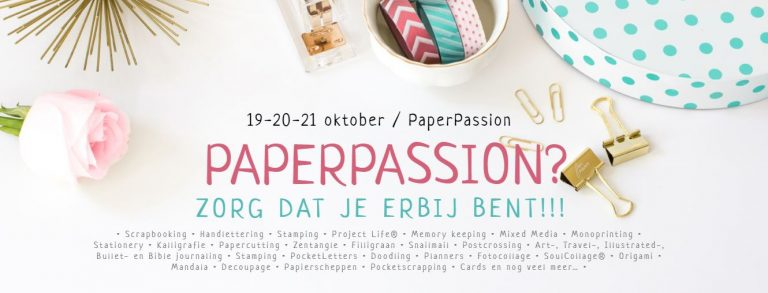 UITTIP | Paper Passion in Tilburg