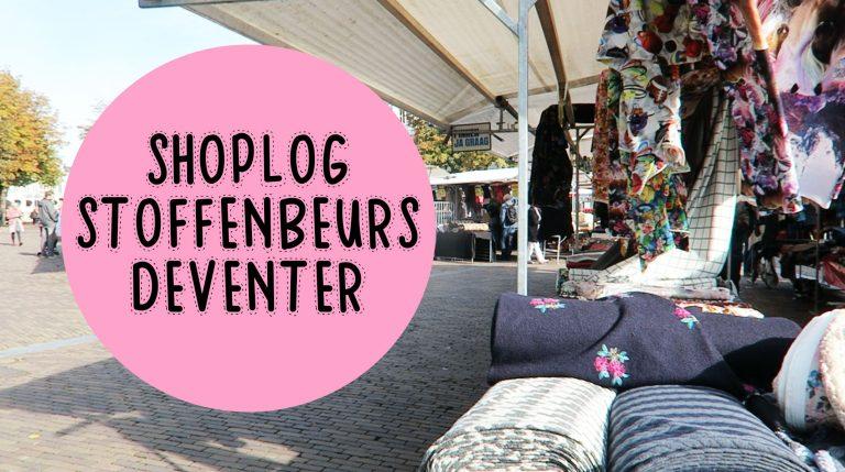 SHOPLOG | Stoffenbeurs Deventer – Mode met Michelle