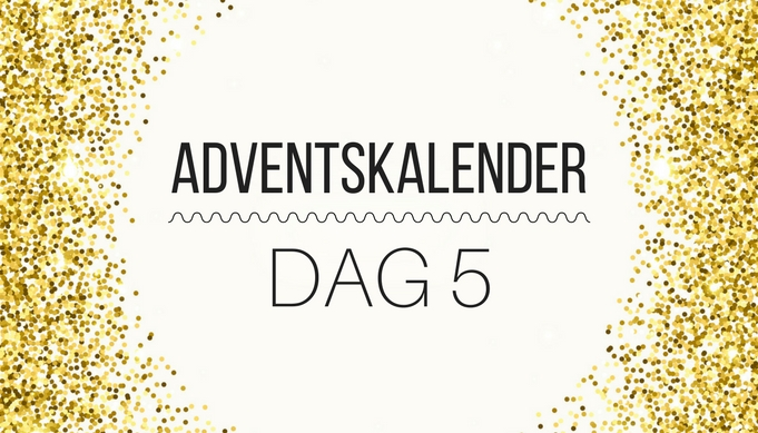 Adventskalender | Sinterklaascadeau