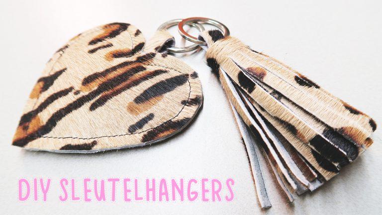 DIY | Sleutelhangers – Mode met Michelle