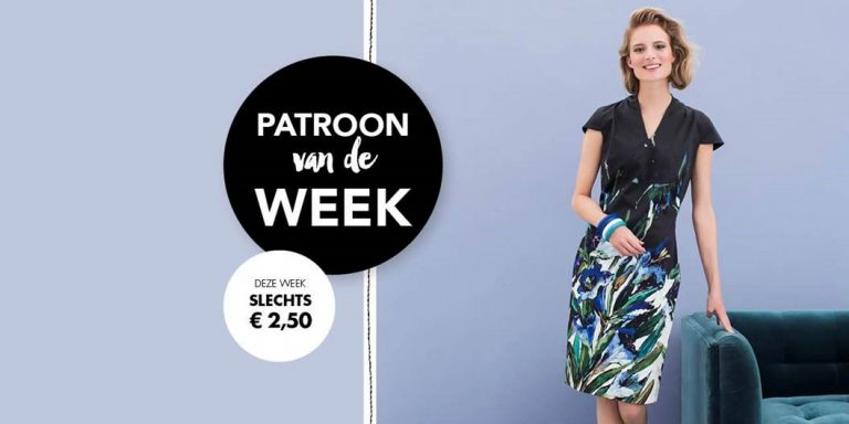 Patroon van de week | Lelie-like