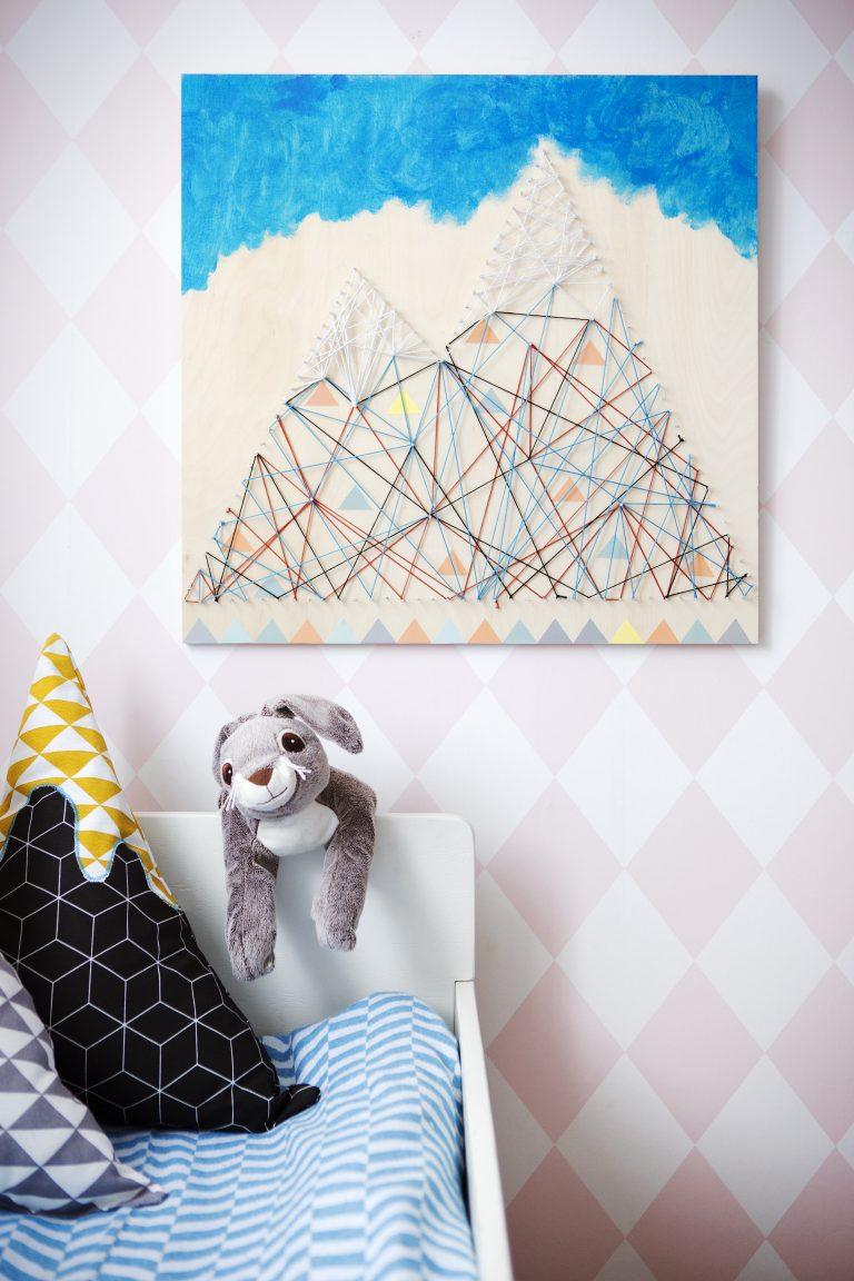 Kinderkamer | String-art