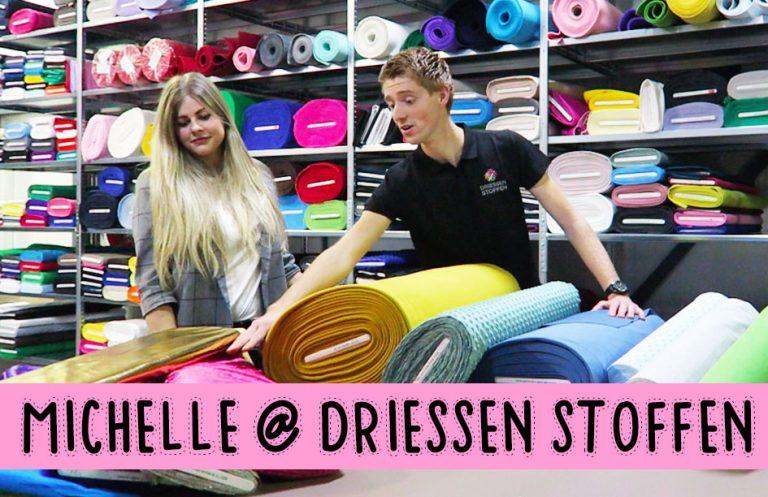 Een kijkje achter de schermen bij Driessen stoffen – Mode met Michelle