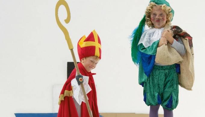 Sinterklaaspak voor volwassenen | Maak je eigen sinterklaaspak