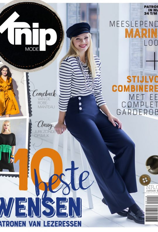 2017-01 Cover Knipmode