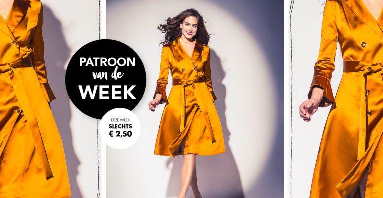 Patroon van de week | Jurk Deborah