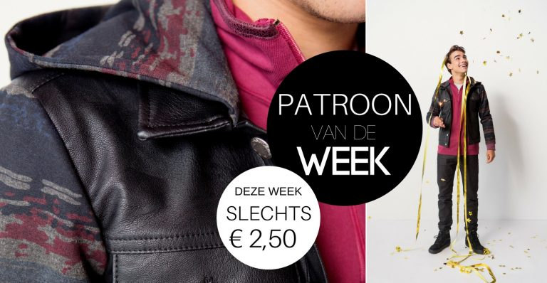 Patroon van de week | Jack