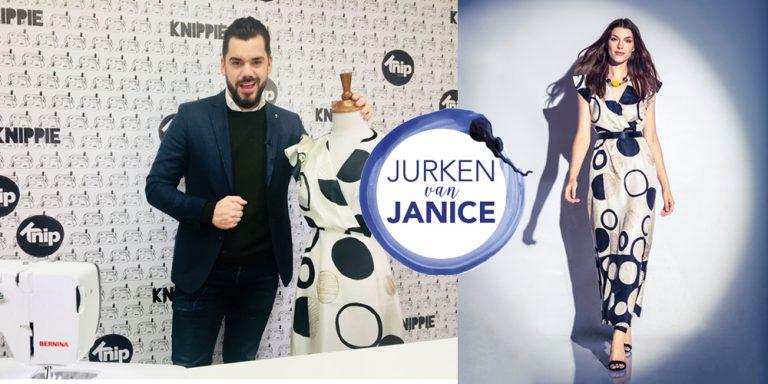 Jurken van Janice   December 2017