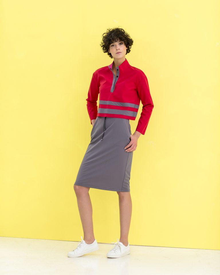 Patroon van de week | Sportieve Sweater