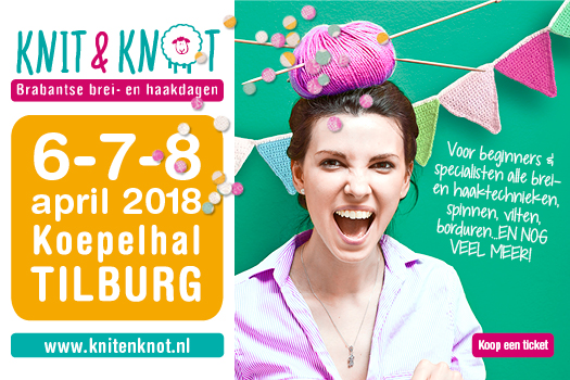 UITTIP | Knit & Knot beurs