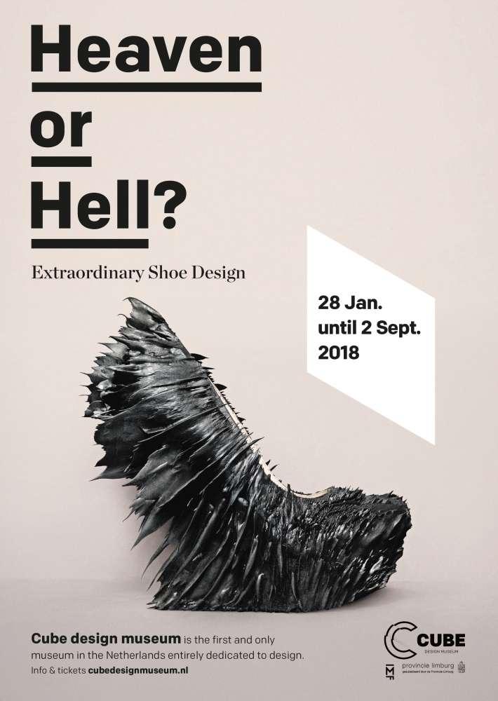 UITTIP   Schoenenexpositie: Heaven or Hell?