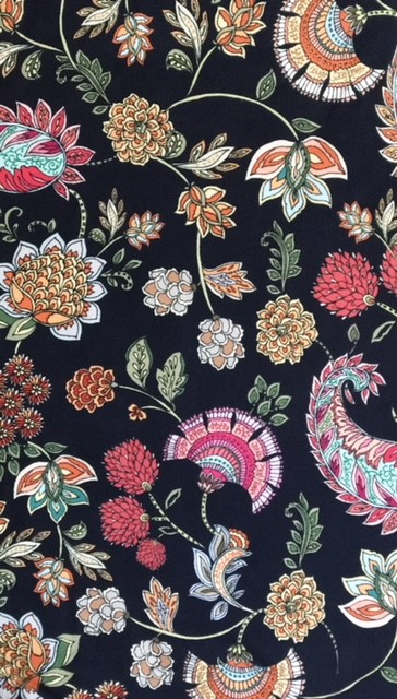 Fabric Friday | Florale trend