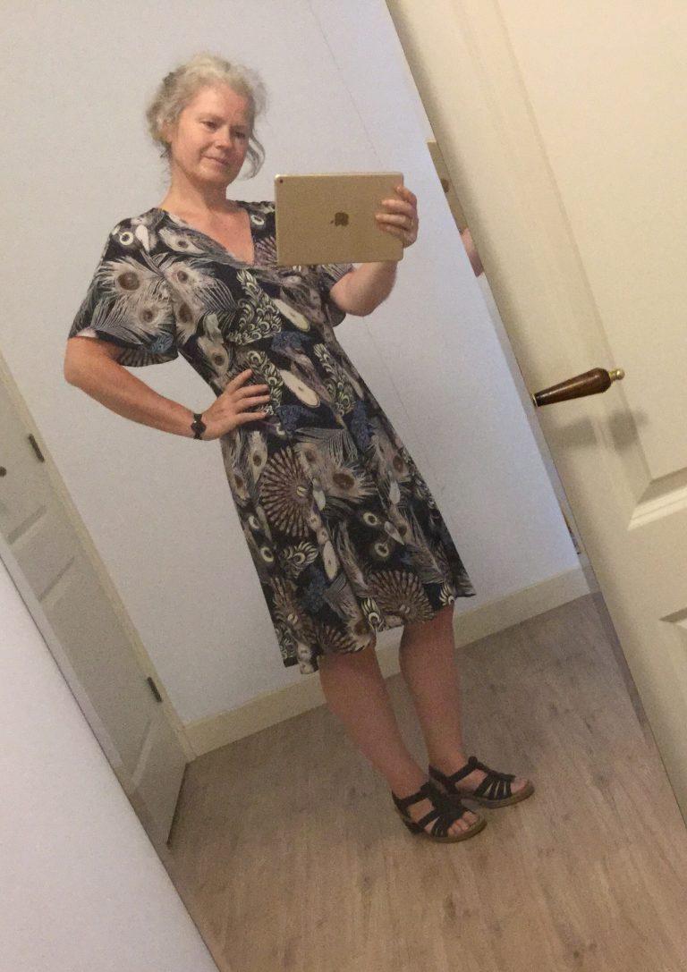 Inzending van de week | Karin Cruijs – Janice jurk augustus 2018