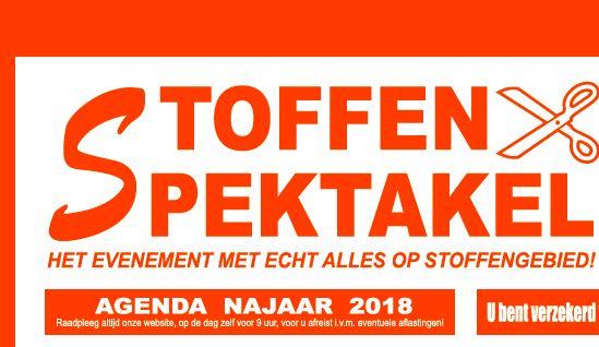 UITTIP | Stoffenspektakel najaar 2018