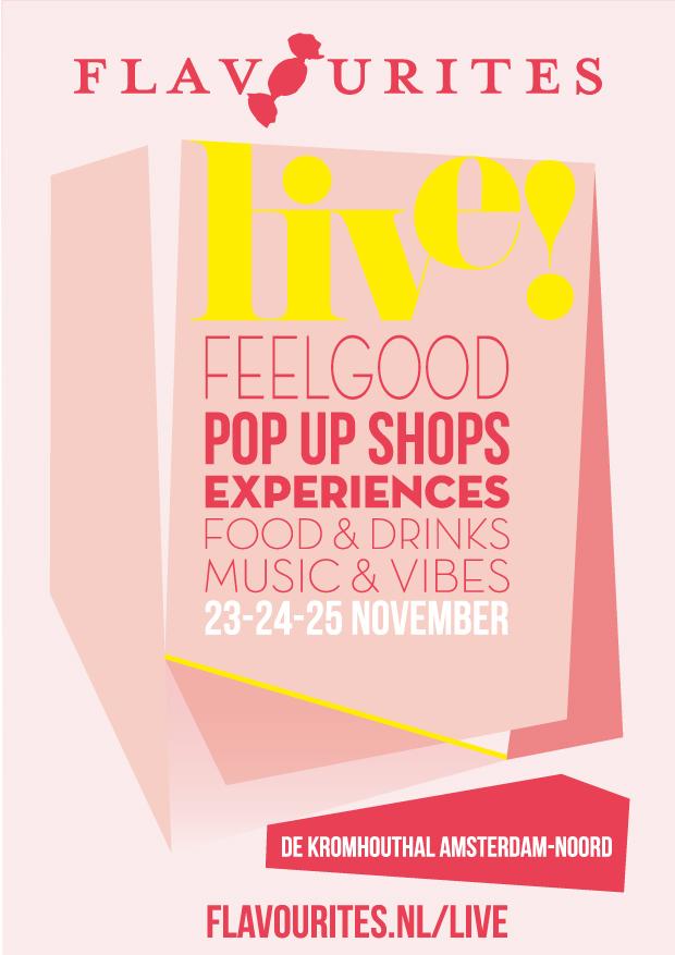 Inspiratie en fijn shoppen op Flavourites live!