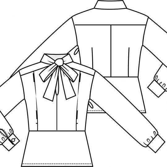 KM 2 blouse 13