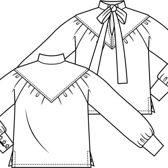 KM 2 blouse 22