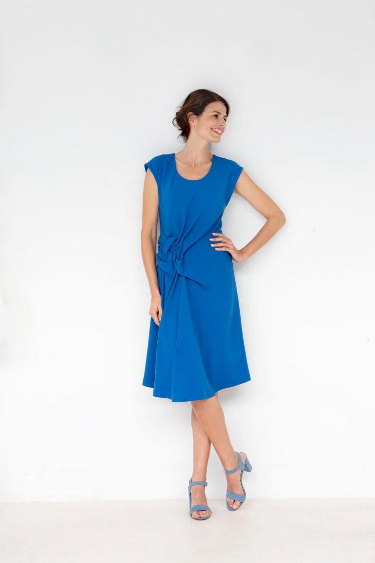 Couture allure | De origami jurk (maart 2019)