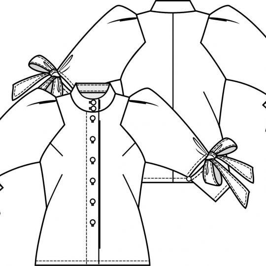 KM 4 blouse 2