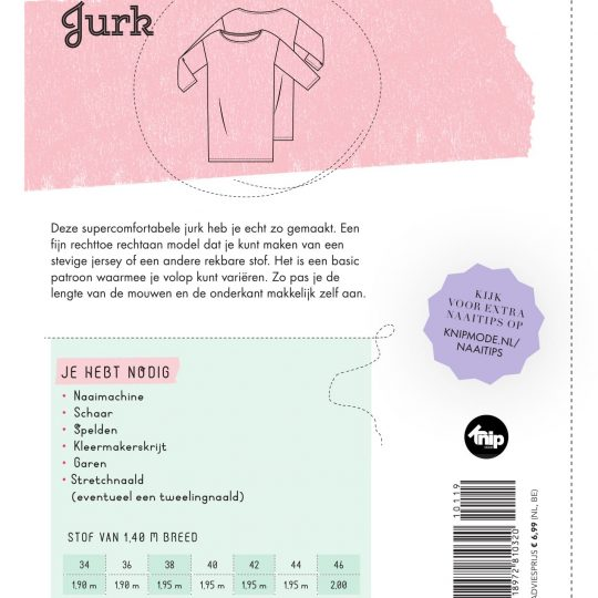 Envelop_Jurk achterkant