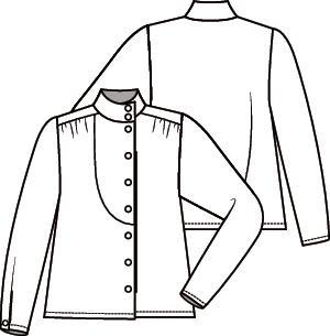 KM 9 blouse 14