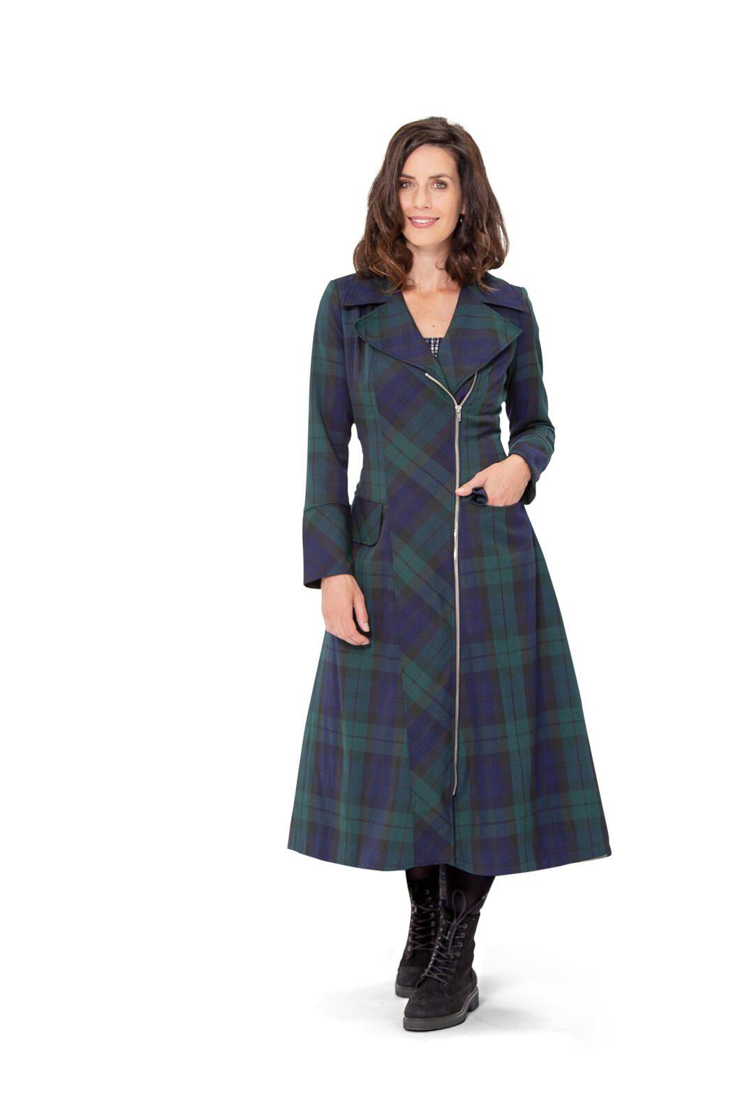 KM 9 robe-manteau 15