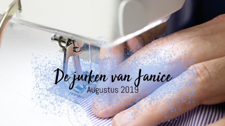 Jurken van Janice | Augustus 2019