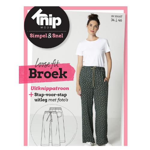Simpel&Snel – Broek