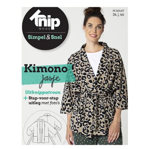 Simpel&Snel – Kimono