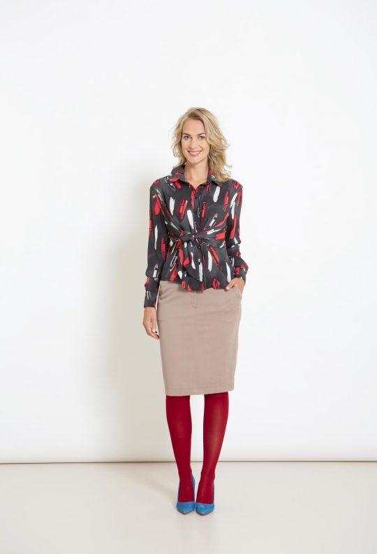 KM 1 rok 18, blouse 20 VK