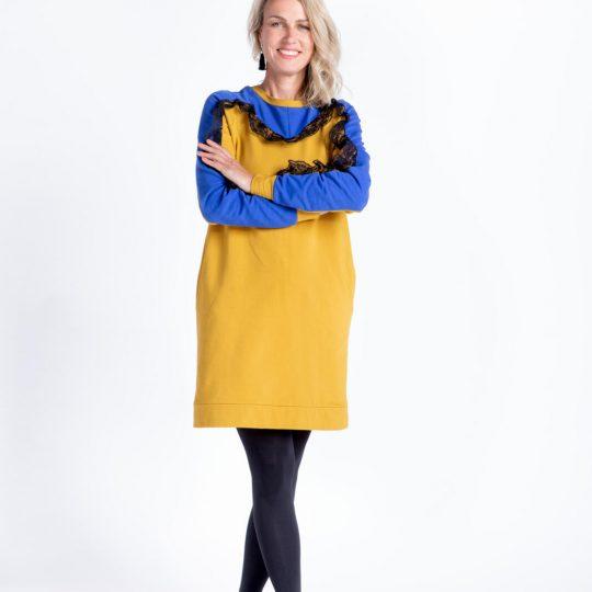 KM 12 jurk 1 Mini Me