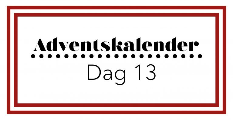 Adventskalender | DIY: kerstsok