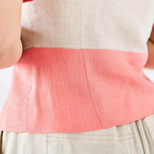 Knipmode 4 blousejasje 7 broek 24 (4)