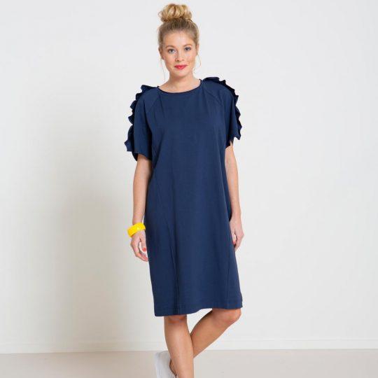 Knipmode 4 jurk 22 VK