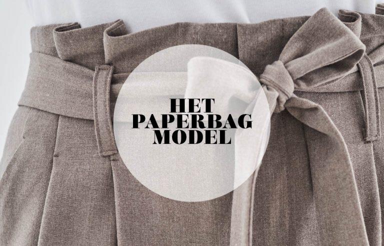 Het paperbag-model