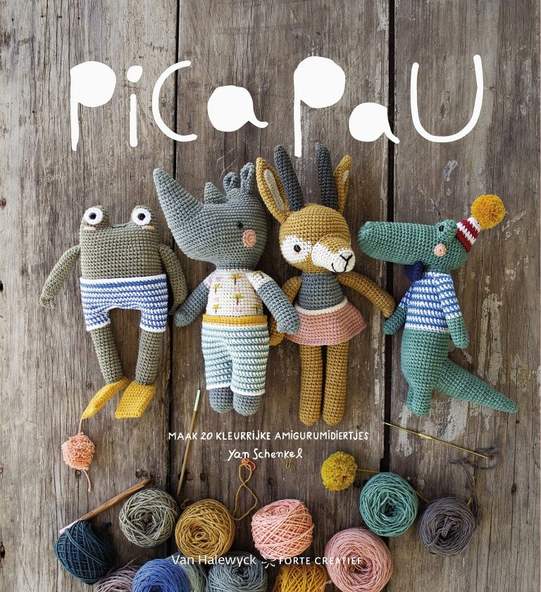WIN! Het boek Pica Pau van Yan Schenkel!