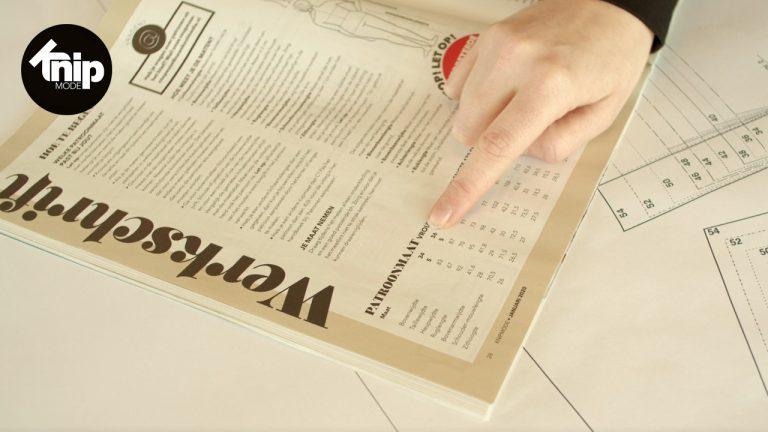 Knipmode tutorial | Patronen aanpassen